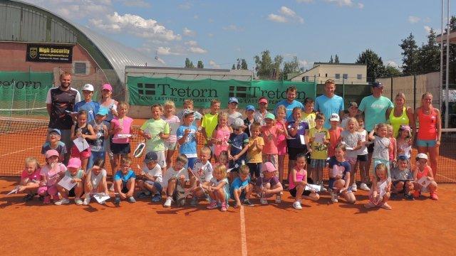 Letní tenisové kempy 2021