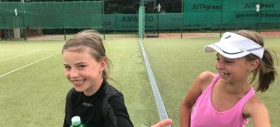 Tenisové soustředění - Pohoda - Letkov 2019