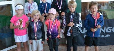 Poslední část Loko Mini Tour ovládli opět domácí tenisté